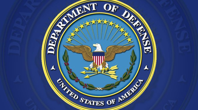 US Defence Department