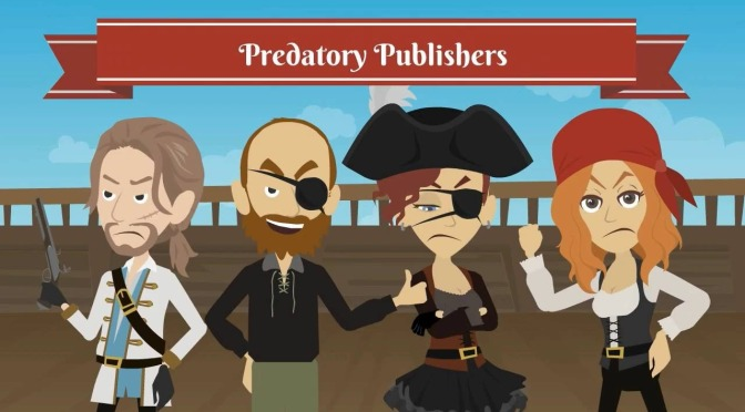 Predatory Publishers
