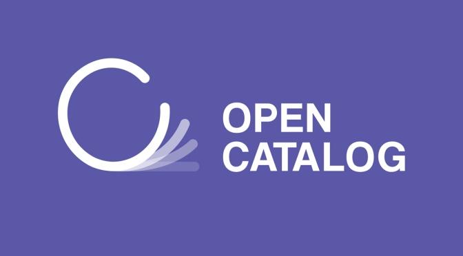 Open Catalogs