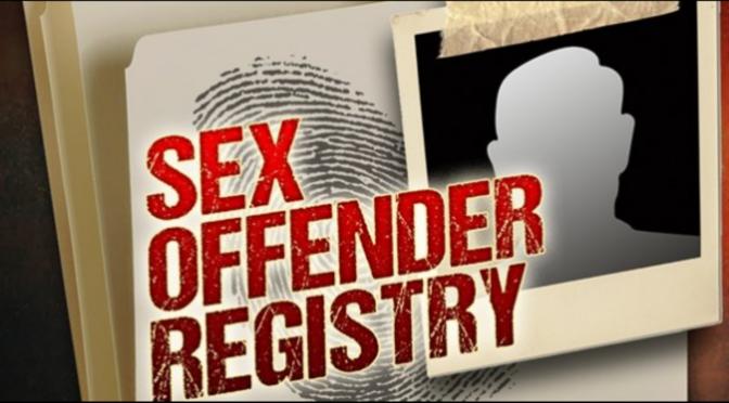 Sex Offender Registries