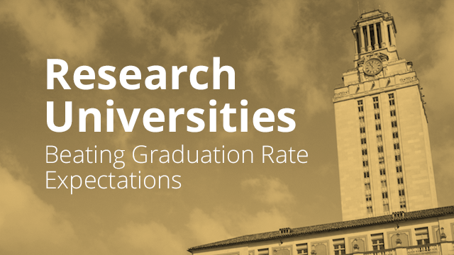 Research Universities Data