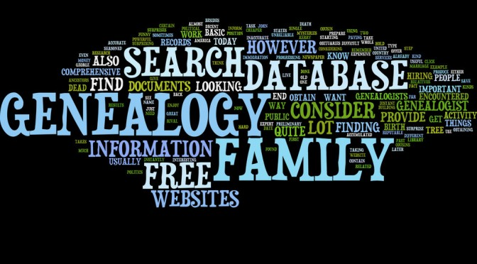 Geneology Databases